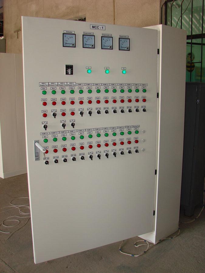 Шкафов и ящиков управления